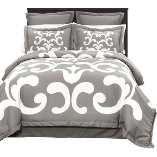 One Allium Way Gavarnie 6 Piece Comforter Set
