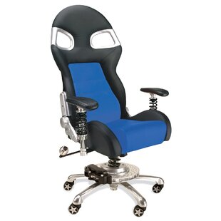 Kuhlman Ergonomic Gaming Chair by Latitude Run 2019 Coupon