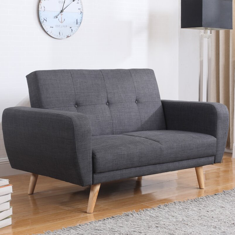 Fjrde Co Farrow 2 Seater Sofa Bed Reviews Wayfaircouk