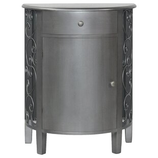 Sutton 1 Door Accent Cabinet by Gallerie Decor