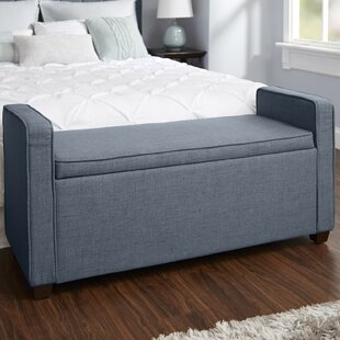 Darby Home Co Chevalier Upholstered Stora..
