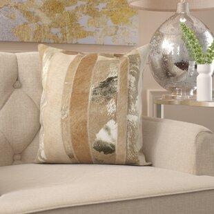 Braelyn 100% Cotton Throw Pillow (Set of 2)