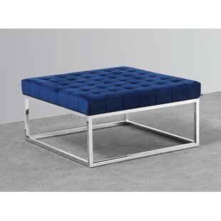 Hollingsworth Tufted Ottoman by Mercer41