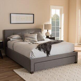 Mizuno Upholstered Storage Platform Bed by Latitude Run