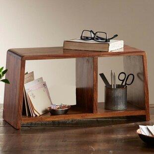VivaTerra Sheesham Wood Desktop Organizer
