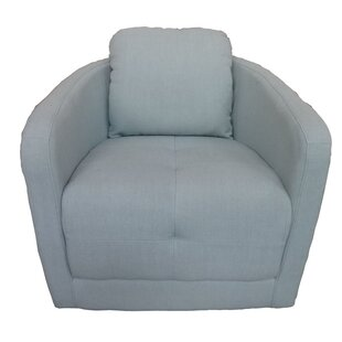 Aveza Swivel Barrel Chair