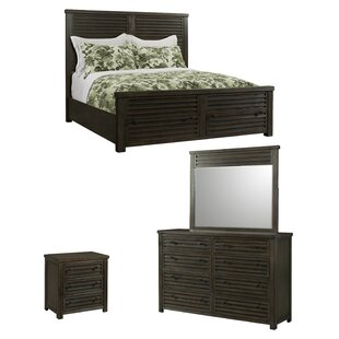 Panola Panel Configurable Bedroom Set