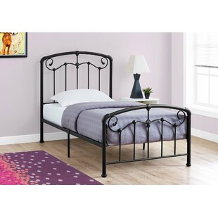Read Reviews Lapointe Twin Slat Bed By Charlton Home