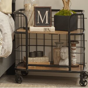 Courts Trolley Bar Cart