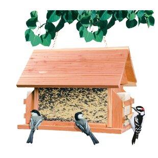 Perky Pet The Lodge Hopper Bird Feeder