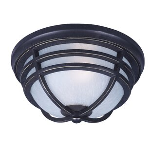 Look for Caleb Wesport Dc EE 1-Light Flush Mount By Darby Home Co