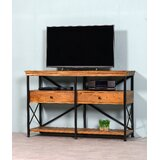 Striplin Solid Wood TV Stand for TVs up to 60 by 17 Stories