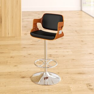 Adjustable Height Swivel Bar Stool Corrigan Studio