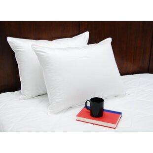 Alwyn Home Cotton Fiber Pillow (Set of 2)