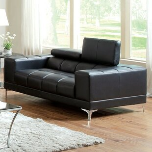 Inexpensive Gianni Loveseat by Orren Ellis Reviews (2019) & Buyer's Guide