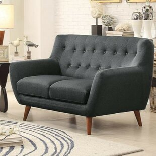 Great Price Vicente Loveseat by Brayden Studio Reviews (2019) & Buyer's Guide