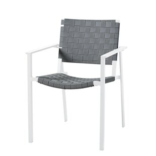 Ridgedale Stacking Patio Dining Chair (Set of 2) by Brayden Studio