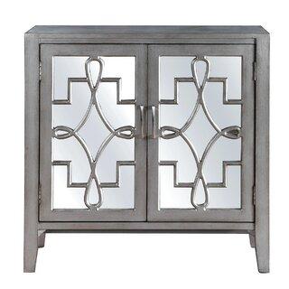 2 Door Accent Cabinet by Scott Living SKU:CD898201 Guide