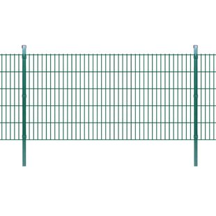 2D 39' X 3' (12m X 1.03m) Picket Fence Panel By Sol 72 Outdoor