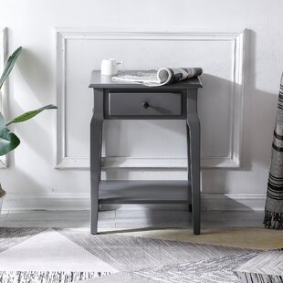 Lovell Single Drawer End Table