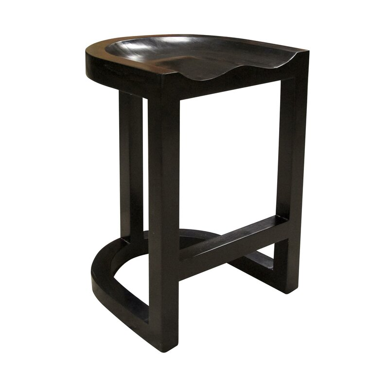 "Saddle 26"" Bar Stool"