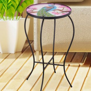 Best Reviews Rivera Plant stand By Bloomsbury Market