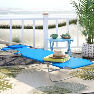 Zipcode Design Gifford Folding Chaise Lounge