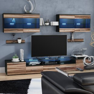 Cerie Entertainment Center by Orren Ellis