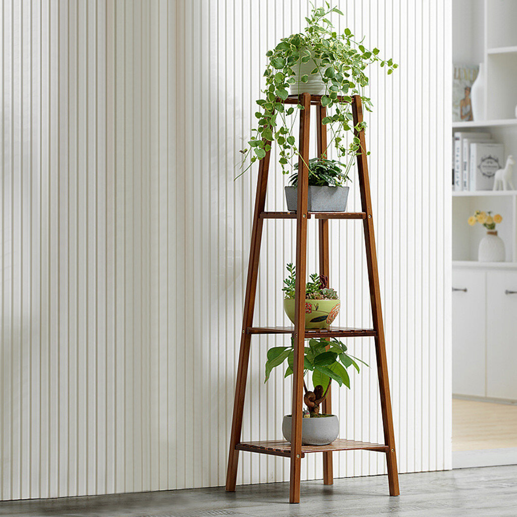Latitude Run Corderal Free Form Multi Tiered Plant Stand Reviews Wayfair