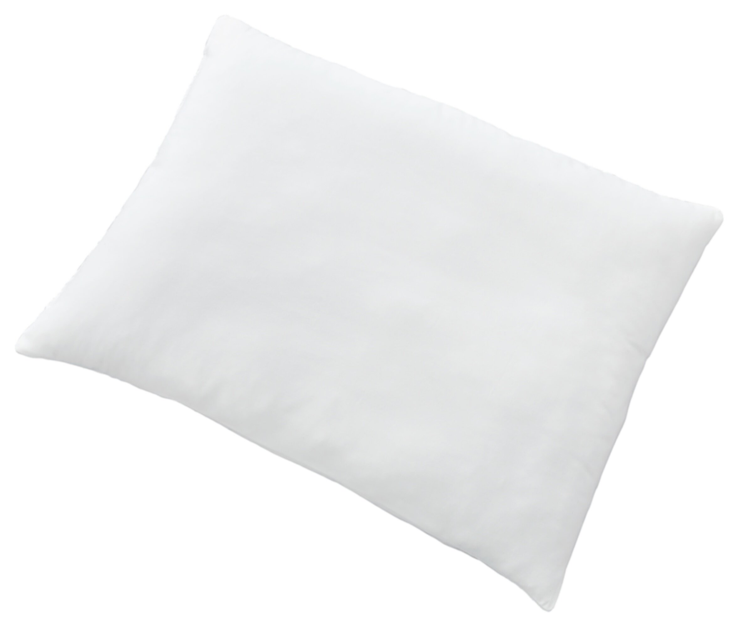 White Noise Fiber Plush Support Pillow Wayfair