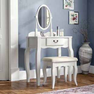 Spurling Hill Transitional Vanity Set with Mirror by DarHome Co