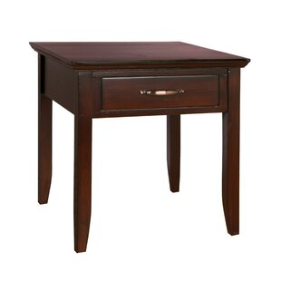 Carver 1 Drawer Nightstand by Porthos Home