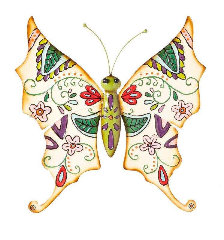 Boho Butterflies Wall Décor