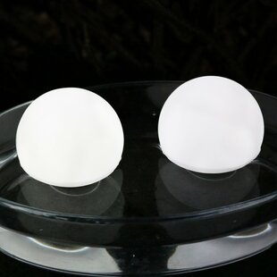 Ball 2 Light Decorative And Accent Lights (Set Of 2) Image