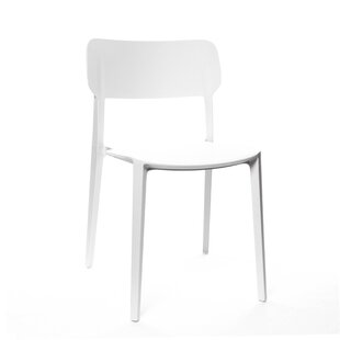 Gourley Modern Stackable Dining Chair (Se..