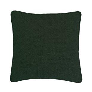 Edie Carlisle Chenille Throw Pillow