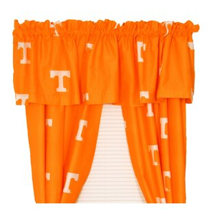 NCAA Tennessee Curtain Panels by College Covers