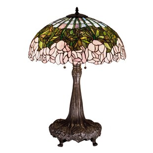 Cabbage Rose 31 Table Lamp