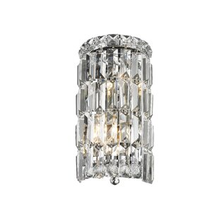 Reviews Anjali 2-Light Wall Sconce By Willa Arlo Interiors