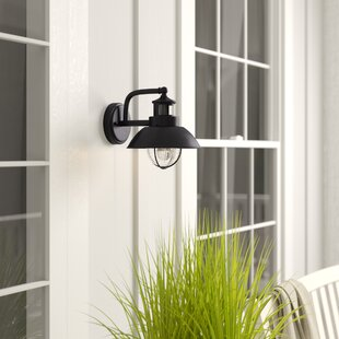 Archibald Dualux© Outdoor Barn Light with Motion Sensor