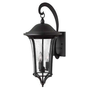 Buy luxury Chesterfield 3-Light Outdoor Wall Lantern By Hinkley Lighting