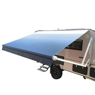 Vinyl RV Retractable Awning by ALEKO
