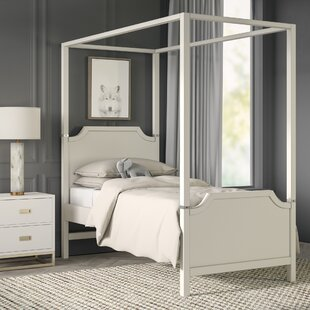 Tazewell Canopy Bed by Greyleigh