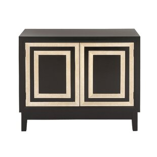 Great Price 2 Door Wood Accent Cabinet By Cole & Grey