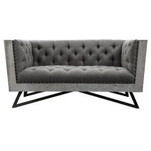 Klahn Contemporary Loveseat