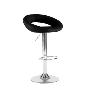 Doric Swivel Bar Stool By Metro Lane