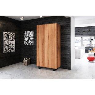 Daves 2 Door Wardrobe By Williston Forge