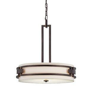 Millwood Pines Deasia 3-Light Pendant