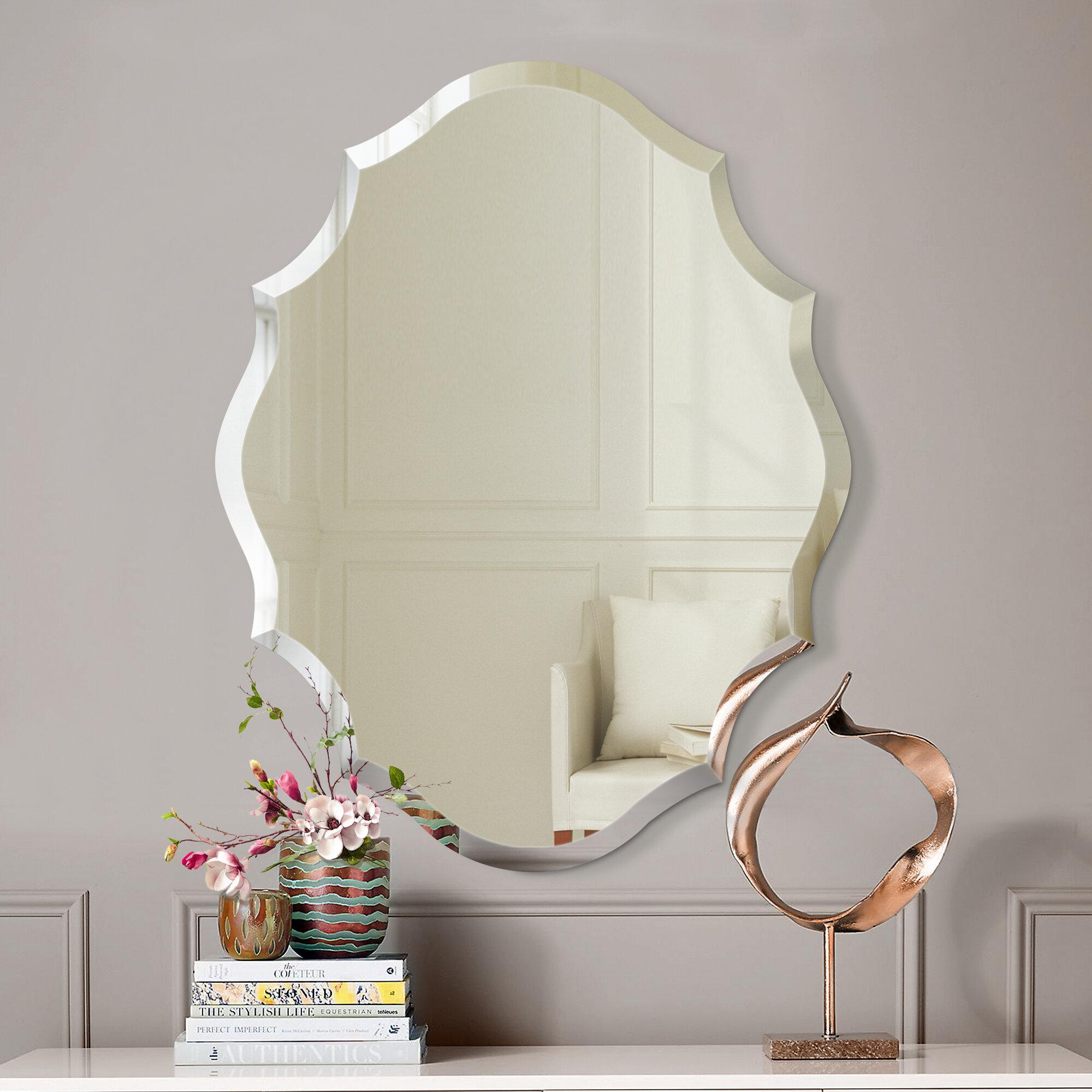 Willa Arlo Interiors Sheri Beveled Accent Mirror Reviews Wayfair