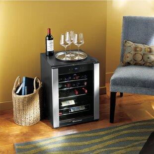 20 Bottle Evolution Series Single Zone Freestanding Wine Cooler